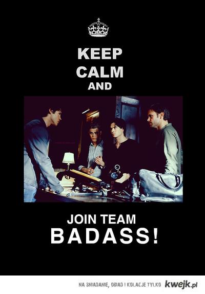 join team badass