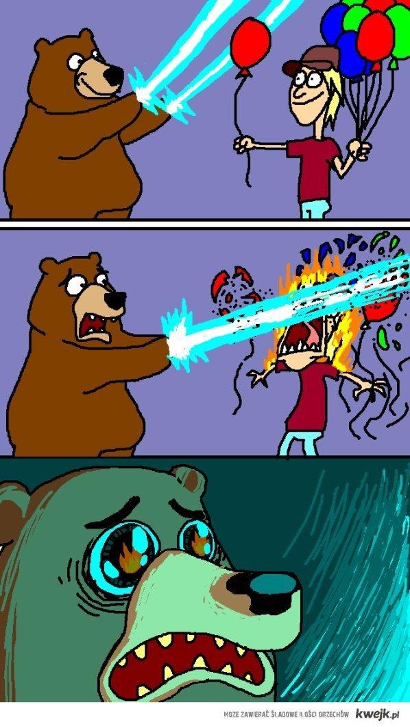 LAZER BEAR