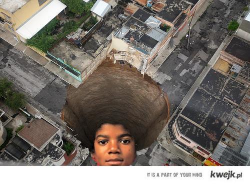 Michael Jackson vs. Dziurka
