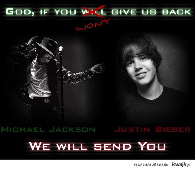 Michael vs Justin