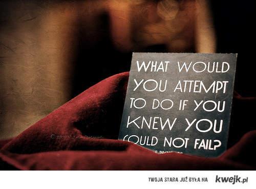 Co byś zrobił?