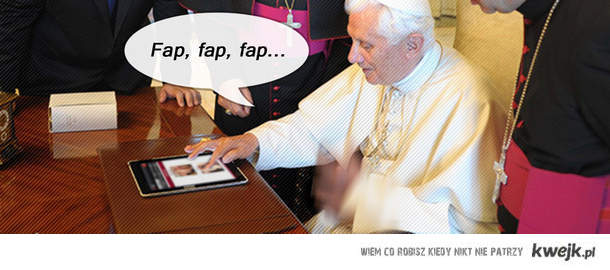 Fap, fap, fap