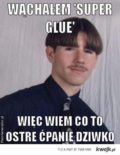 dziwko!