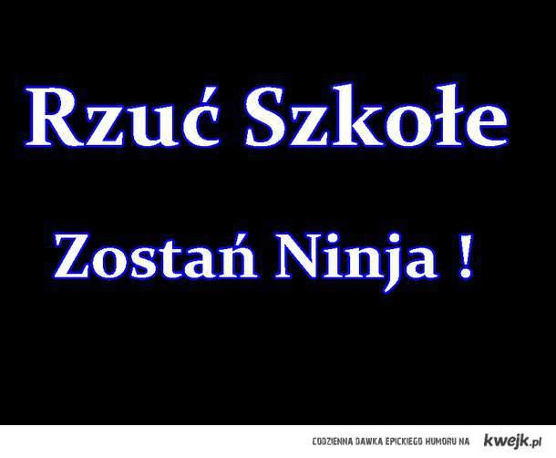 Zostań ninja !