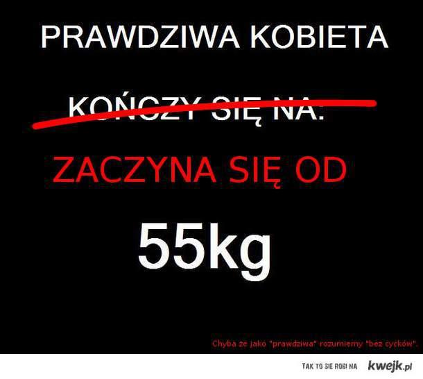 55 kilo?