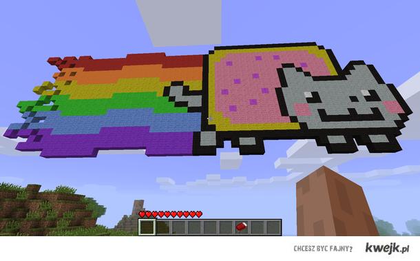 NyanCat Minecraft :]