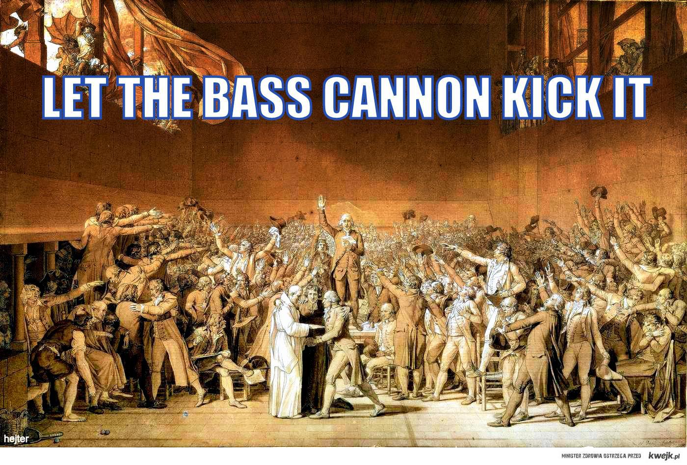 bass cannon david