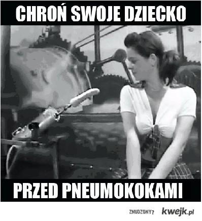 Stop pneumo-coookon