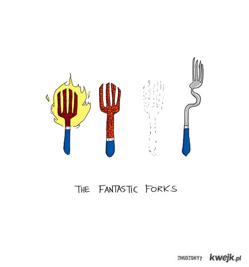 fantastic forks
