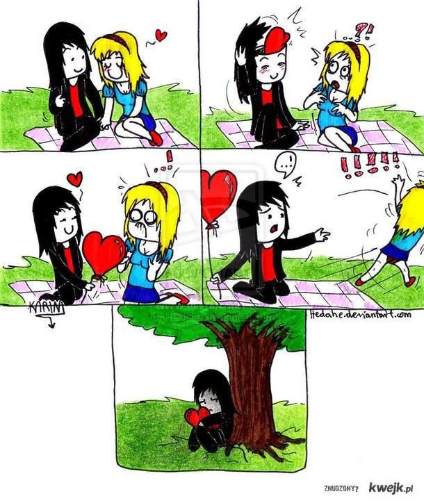 Balonowa miłość