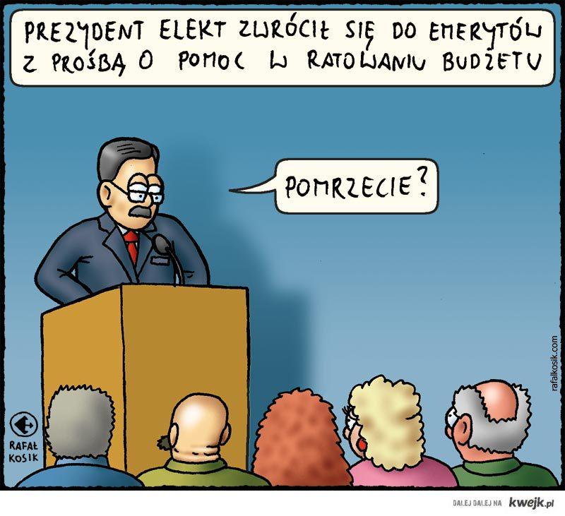 jak ratować polski budżet