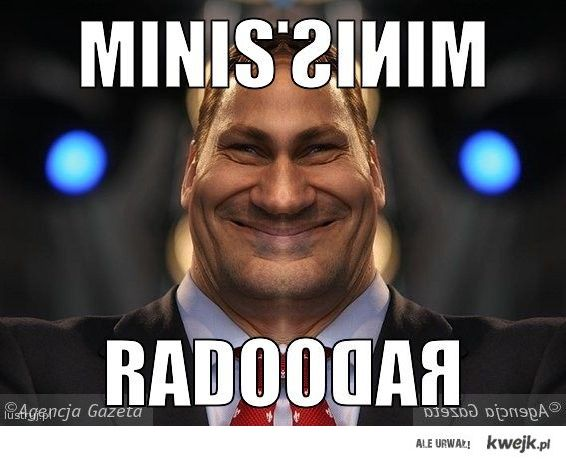 Minis Sinim Radodar