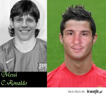Messi + C.Ronaldo