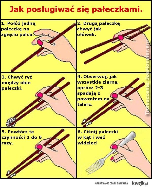 Pałeczki