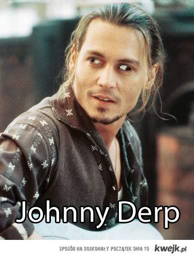 Johnny Derp