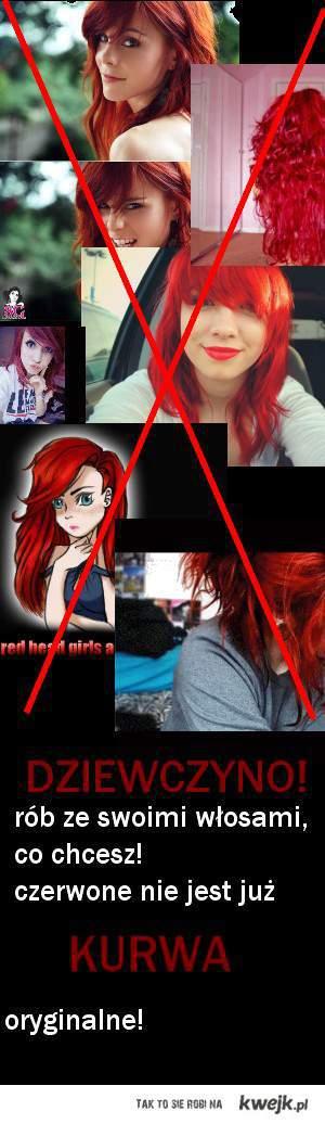 fuck redheads
