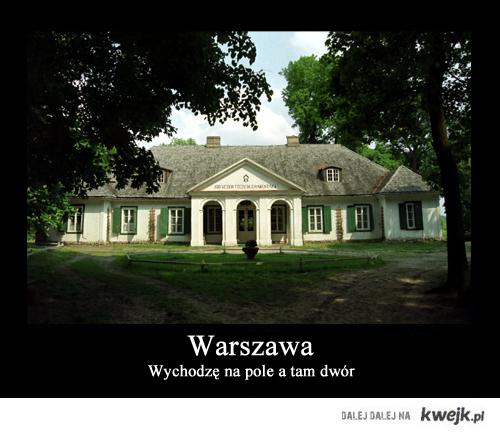 Warszawa miasto cudów