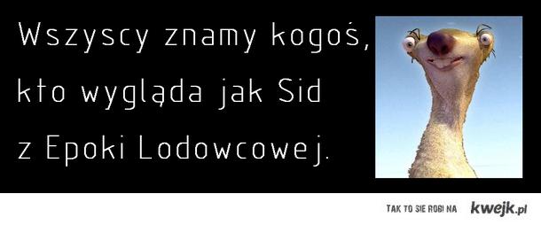 Sid :)