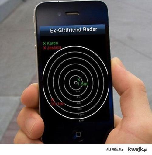 Ex Girfliend Radar