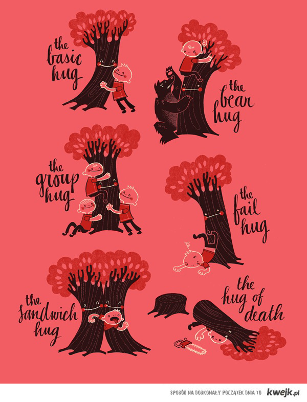 the tree hug