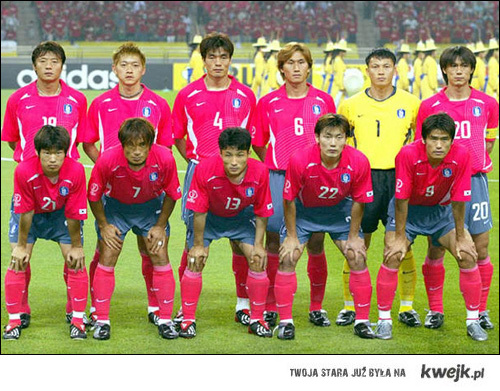 Korea Południowa vs. Włochy/Hiszpania - MŚ2002