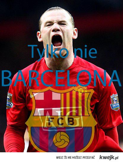 Rooney już się boi