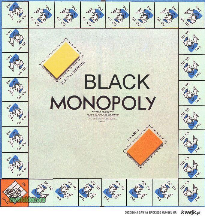 Monopoly dla czarnych