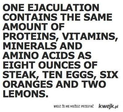 Ejaculation LOL