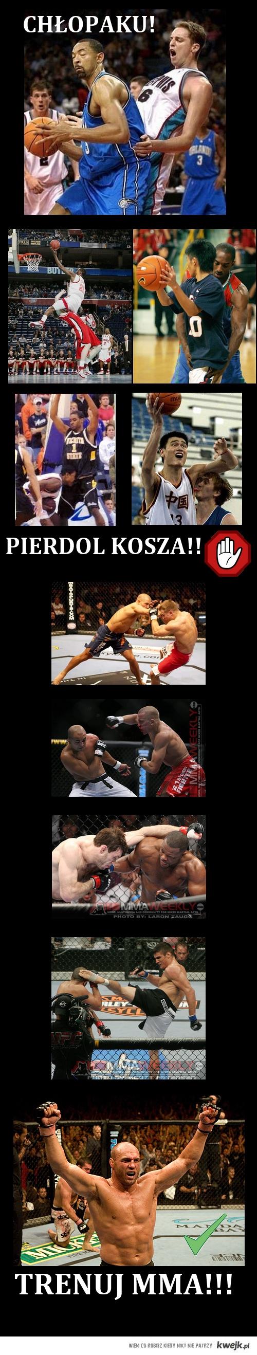 MMA PANOWIE!