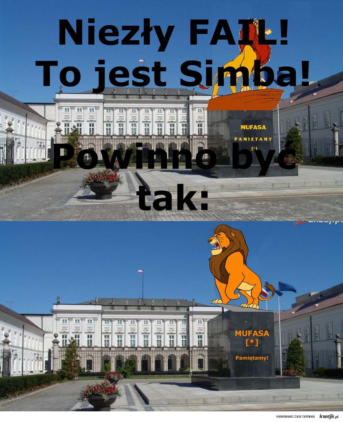 Simba fail