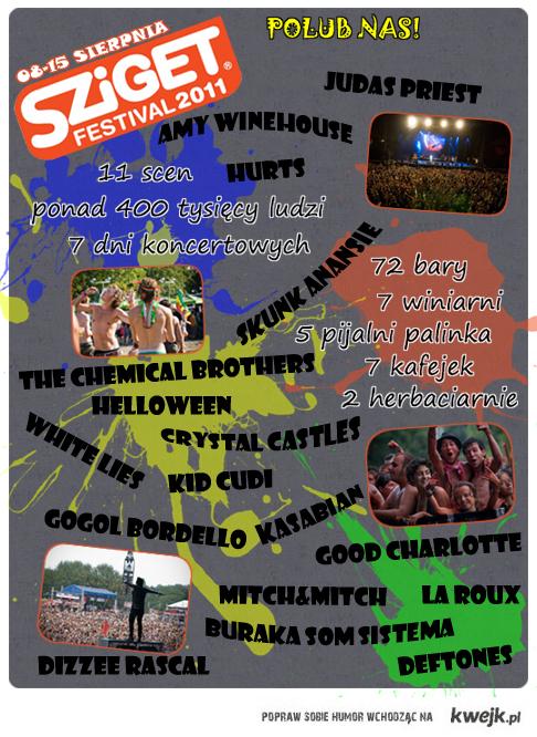 Zagraniczne festiwale też są dobre!