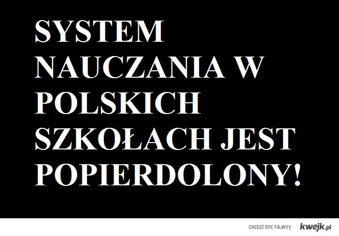 Nasze polskie szkoły
