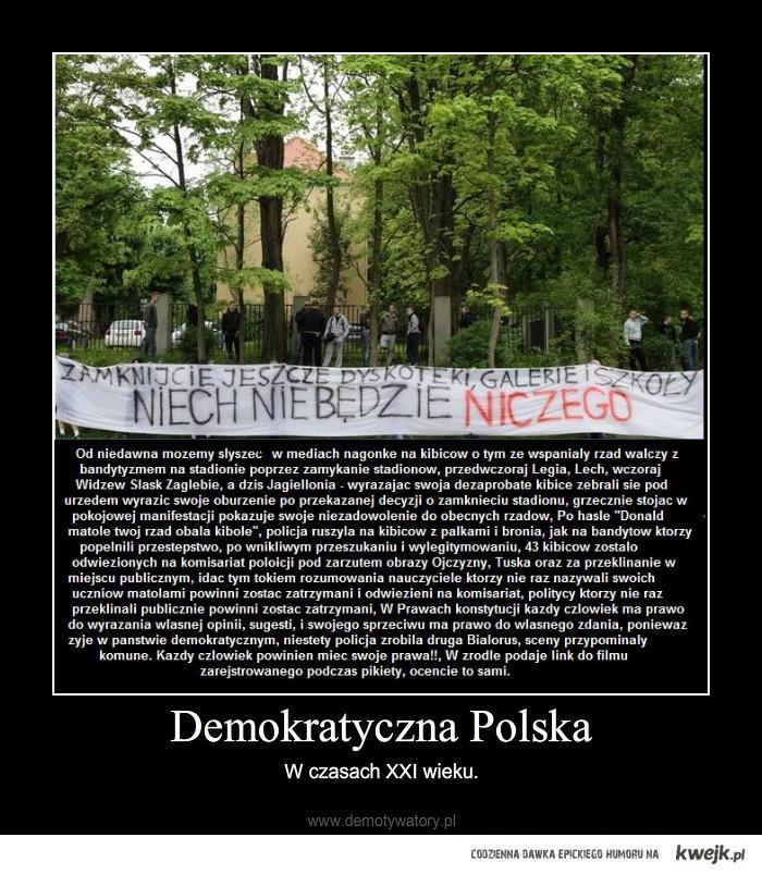 Demokratyczna Polska