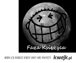 Faza Księżyca