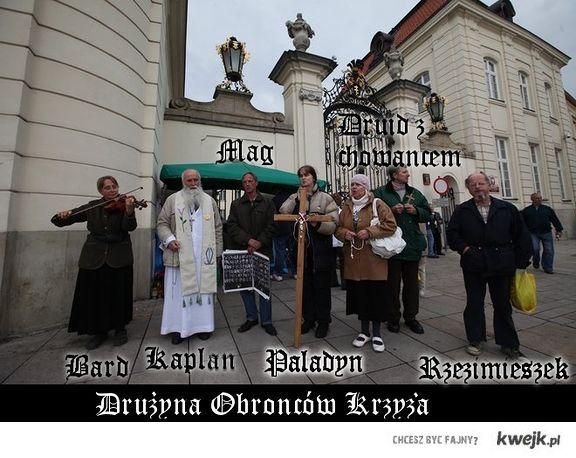 Drużyna Obrońców Krzyża