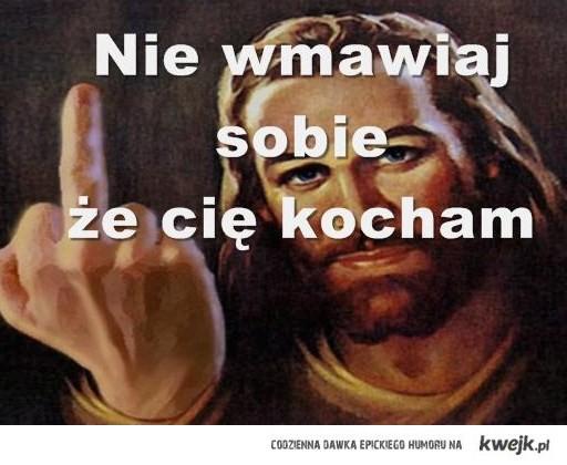 Jezus przemawia