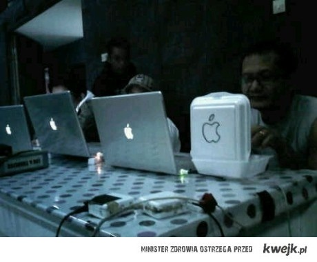 Nowa technologia od Apple