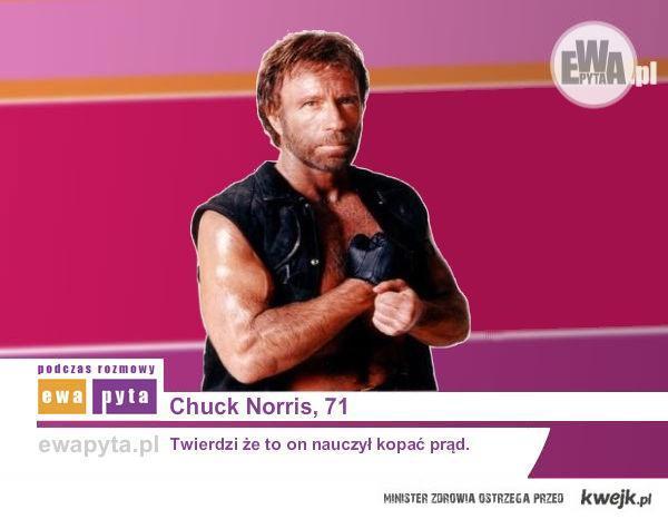 Chuck, lat 71