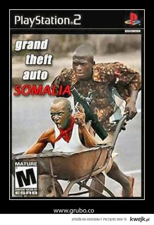 GTA Somalia