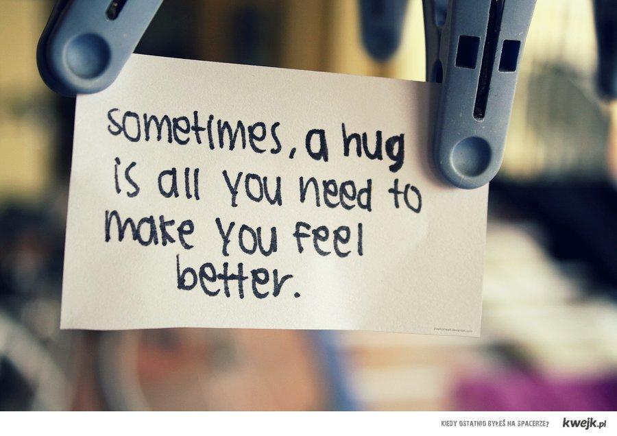 przytulisz mnie ?