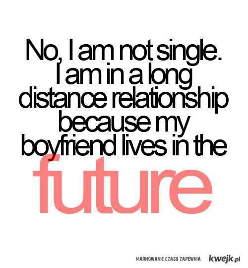 i'm not a single