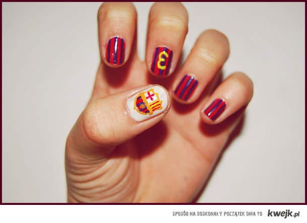 Barcelona nails