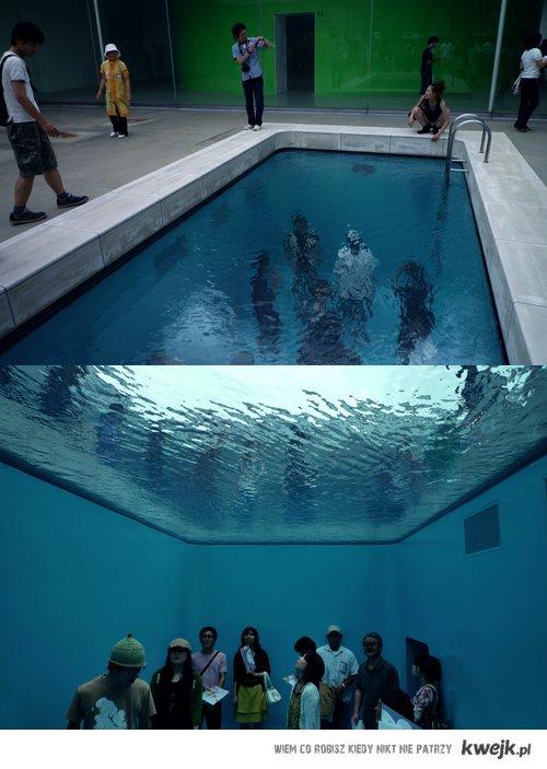 nietypowy basen