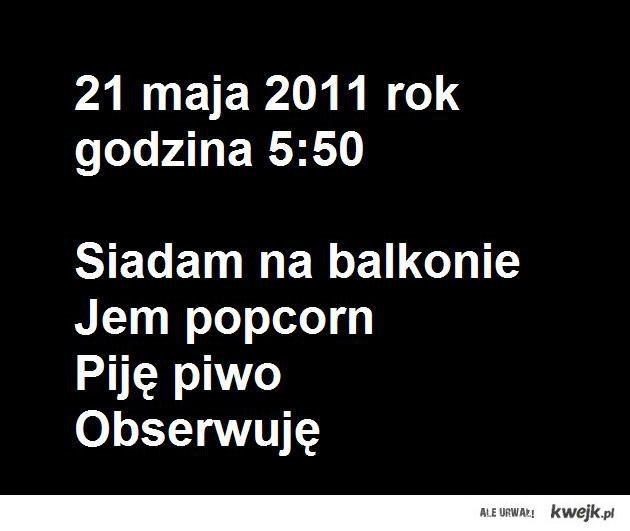 21 Maja