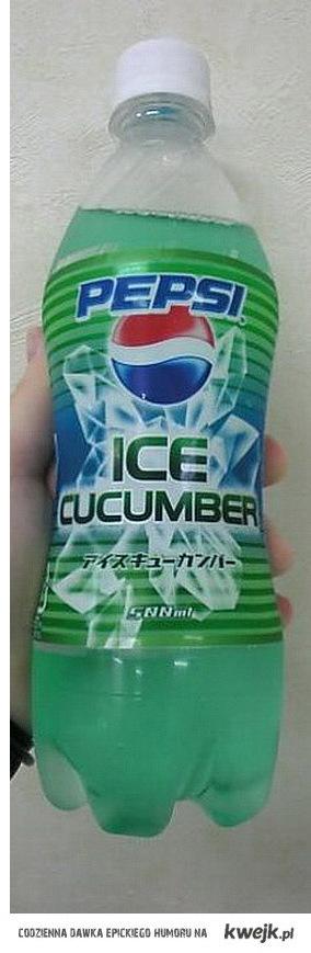 ogórkowa Pepsi