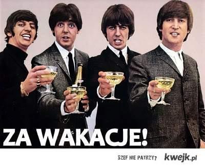 Beatles' holiday