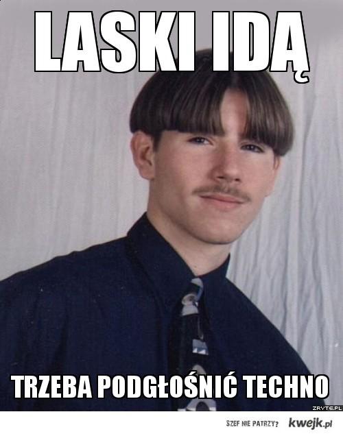 laski i techno