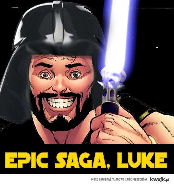 Epic Saga, Luke
