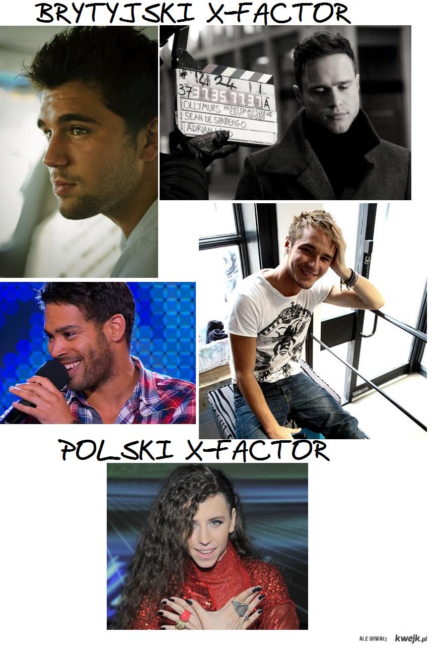 X-FACTOR...