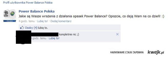 Powerbalance